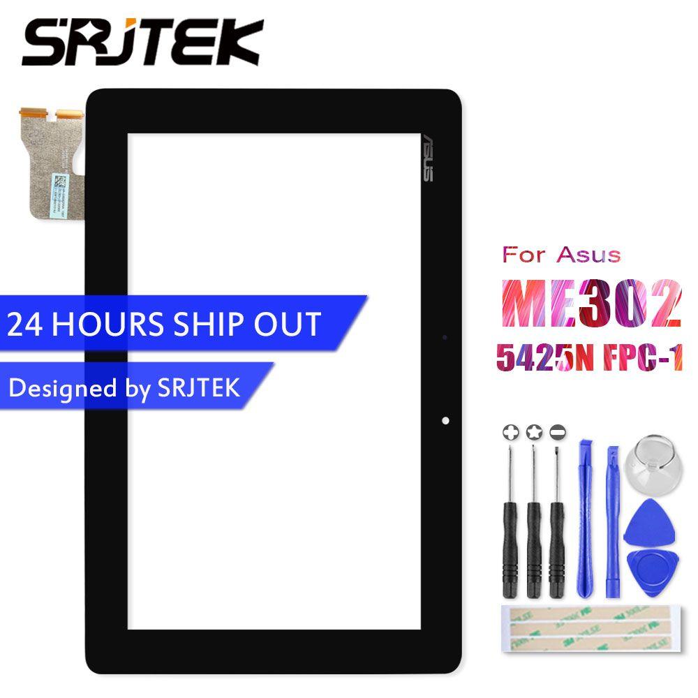 Original For ASUS MeMO Pad FHD 10 ME302 ME302CL ME302KL K005 K00A 5425N FPC-1 Touch Screen Digitizer Glass Sensor Tablet Pc