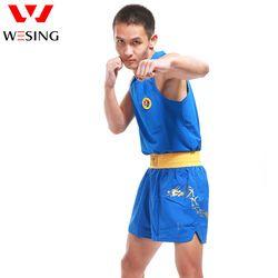 Wesing Wushu Sanda Sesuai Naga Cetakan Sesuai Kickboing Bahan Seragam Seni Wanita Seragam dengan Rok Set untuk Kompetisi Ini