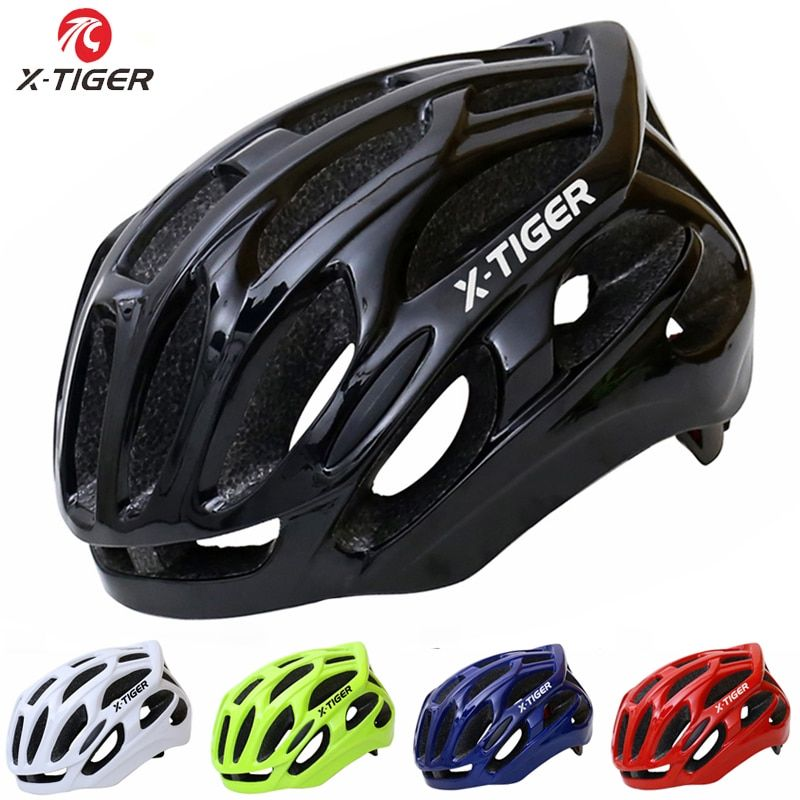 X-Tiger Brand Protect MTB Bicycle Helmet Safety Adult Mountain Road <font><b>Bike</b></font> Helmets Casco Ciclismo Man Women Cycling Helmet 2017