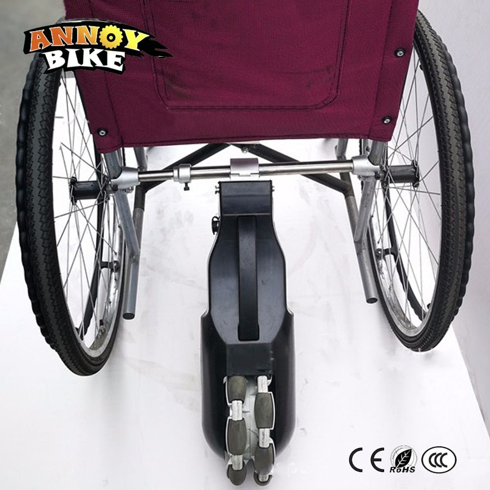 24 v 250 watt 8 zoll Getriebe Motor Elektrische Rollstuhl Traktor DIY Hinten power unterstützt intelligente Elektrische Rollstuhl Conversion Kits