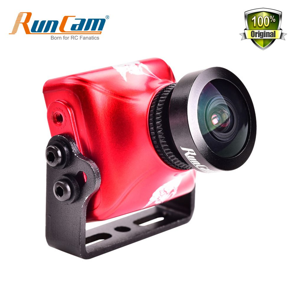 RunCam Eagle 2 800TVL CMOS 2.1mm 2.5mm 4:3 16:9 NTSC PAL Switchable Super WDR FPV Camera Low Latency