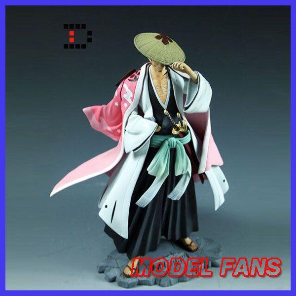 MODELL FANS IN-LAGER AFORCE BLEACH Kyoraku Shunsui GK harz figur für Sammlung