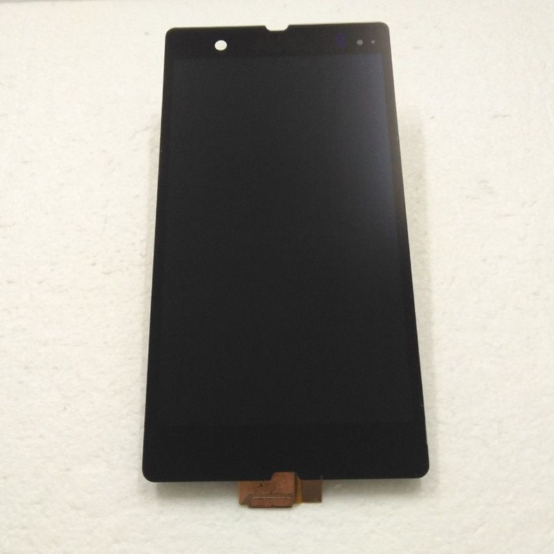 For Sony Xperia Z L36H L36i C6606 C6603 C6602 C660X C6601 Touch Screen Digitizer + LCD Display Monitor Panel Module Assembly