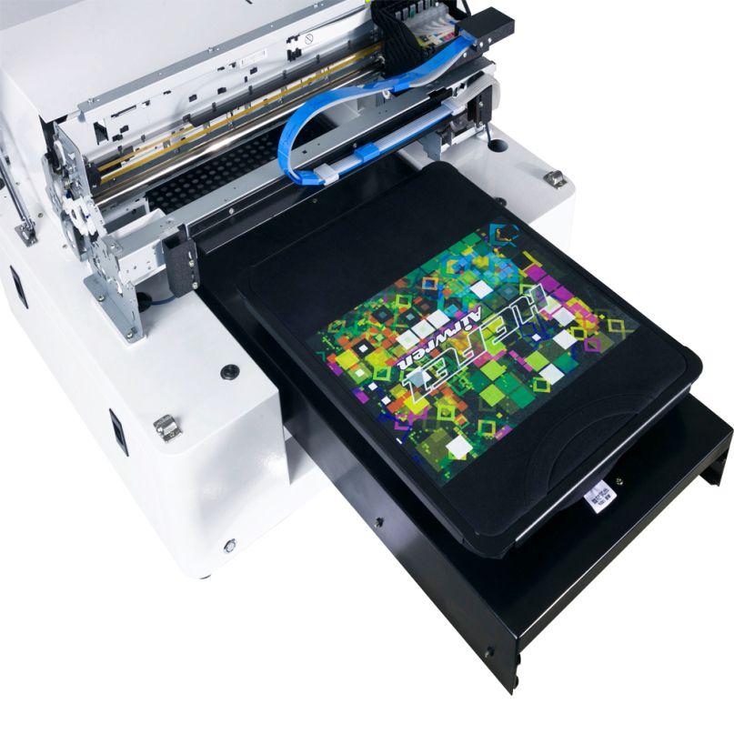 Personalisierte textilien T-shirt drucker stoff druckmaschine dtg drucker