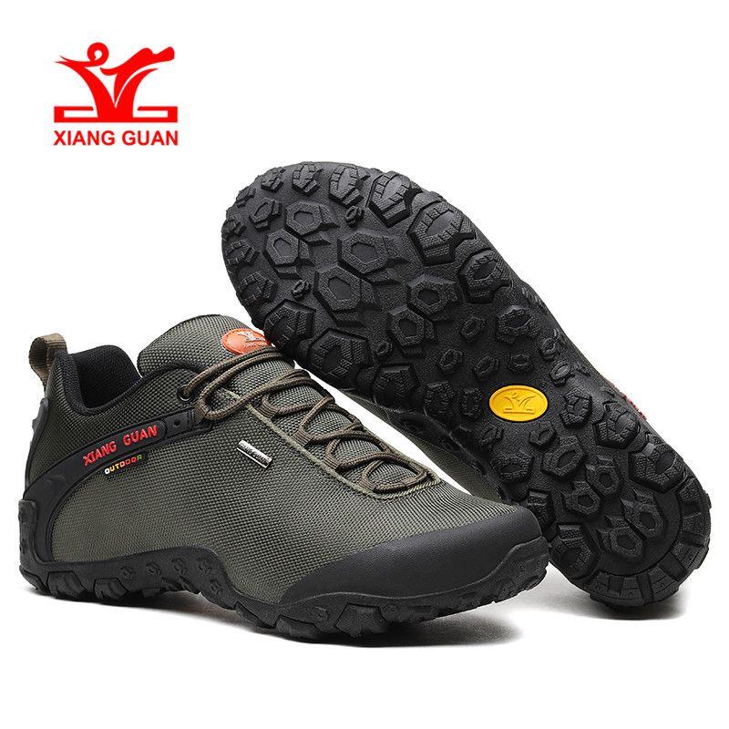 XIANG GUAN Wandern Schuhe Low Cut Stiefel Outdoor Turnschuhe Sportlich Sport Schuhe Männer Trekking Atmungsaktive Klettern Schuh Neue Ankunft