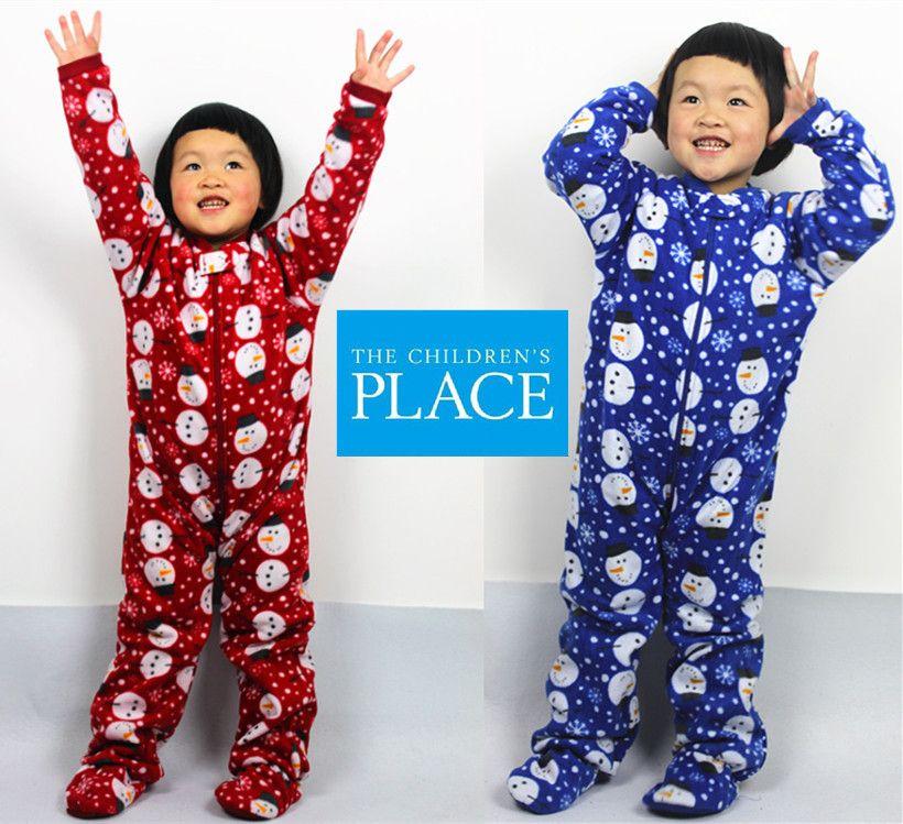 Livraison gratuite enfants vêtements de nuit en molleton barboteuse enfants combinaison sous-vêtements automne hiver pour 4-8 ans enfants sac pieds combinaison