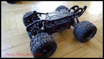 Rc voiture cadre op pièces, rouleau cage RC accessoires housse De Protection Importé production de nylon Pour Thunder Tiger MT4 G3