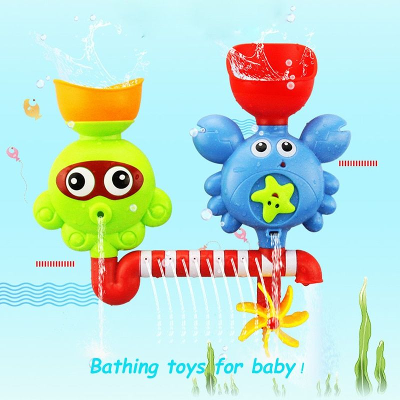 XMX New Dream. Baby Bath Toys bathroom pool Toy For kids/Children bathing
