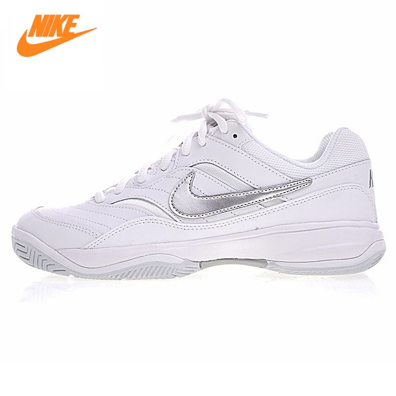 Nike GERICHT LITE Leichte Atmungsaktive frauen Tennisschuhe, Original Frauen Sport Turnschuhe Schuhe 845048-100