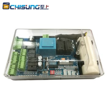 circuit board card controller for automatic boom barrier gate motor 110V 220V AC only(capacitor included)