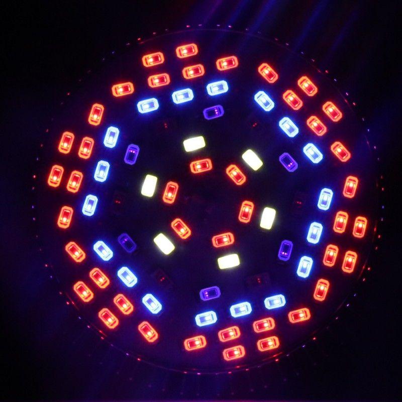 Полный спектр привело светать E27 30 Вт 50 Вт 80 Вт светодиодные лампы растущий для цветочных растений гидропоники Системы аквариум светодиодно...