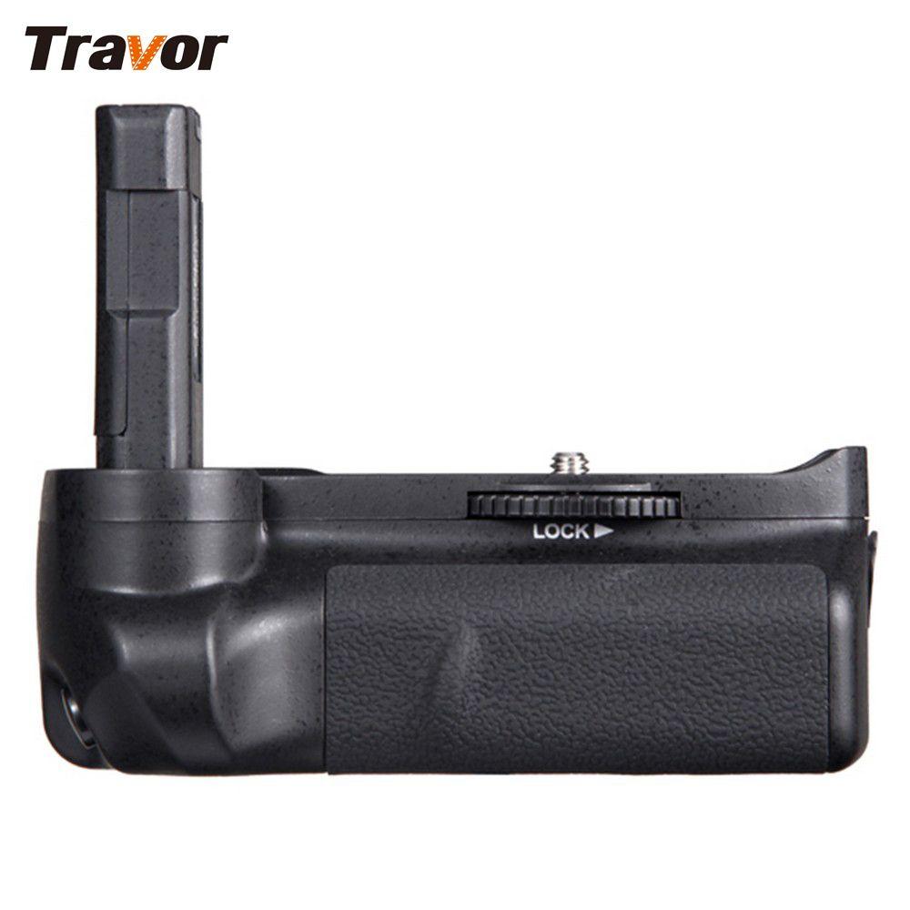 Travor Batterie Grip Support Pack pour Nikon D3100 D3200 D3300 DSLR caméra travail avec EN-EL14 batterie