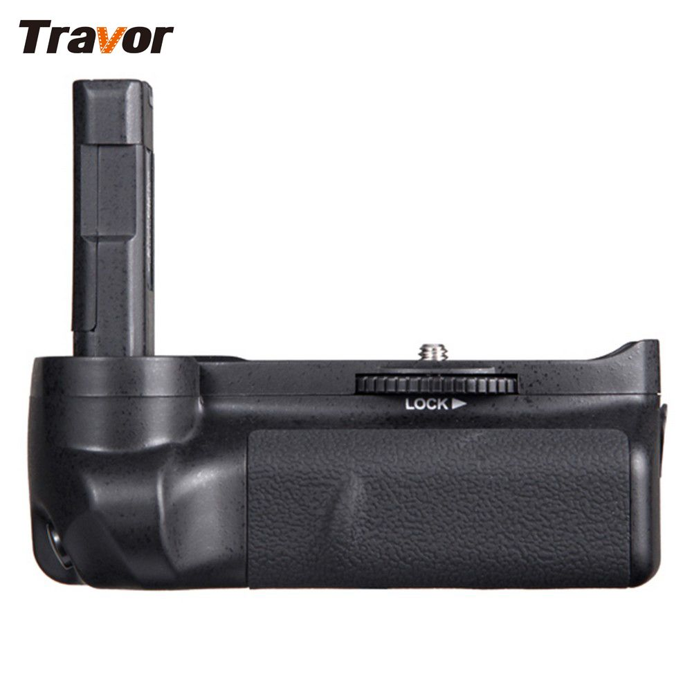 Travor Battery Grip Pack Holder for <font><b>Nikon</b></font> D3100 D3200 D3300 DSLR camera work with EN-EL14 battery