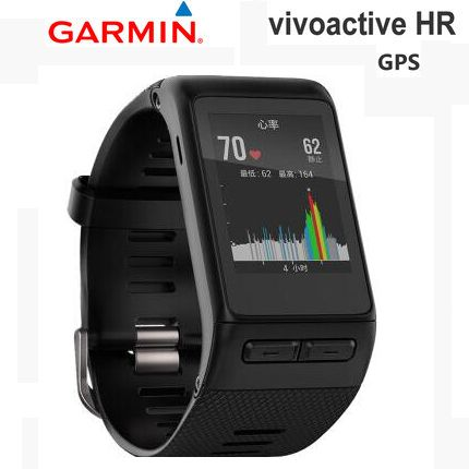 GPS garmin vivoactive HR Heart Rate Tracker smart watch cycling outdoor sports bluetooth Smartwatch golf swimming watch gps