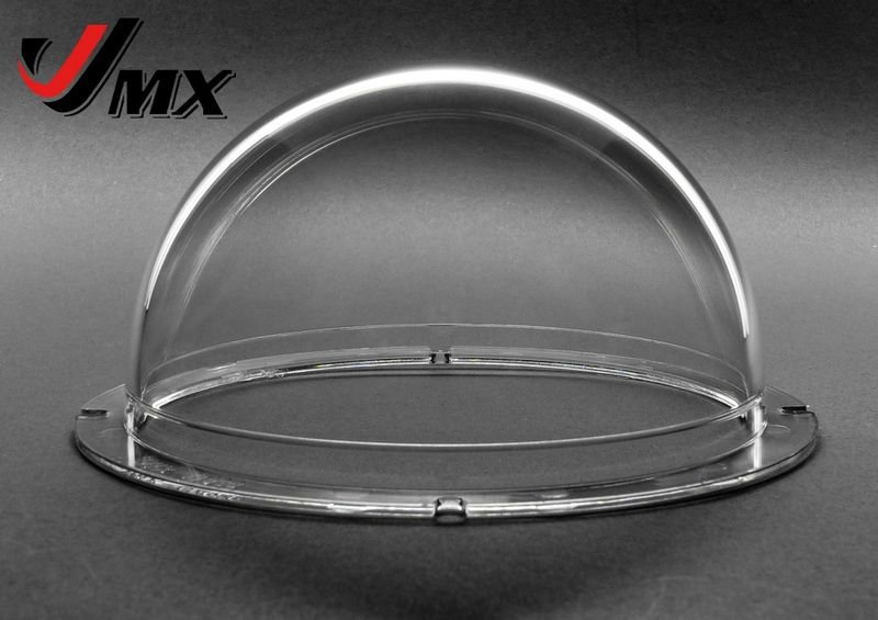 JMX 4 POUCE Acrylique Intérieur/Extérieur CCTV Remplacement Effacer Dôme Caméra De Sécurité Caméra Dôme Logement
