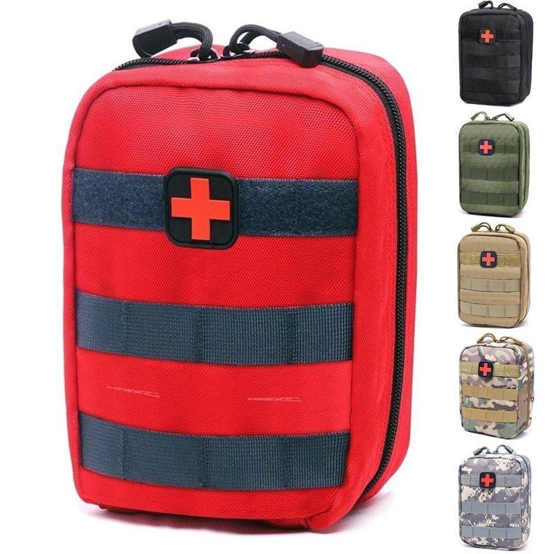CQC 1000D utilitaire Molle tactique poche médicale trousse de premiers soins EMT d'urgence militaire en plein air sac de chasse IFAK EDC sac de survie