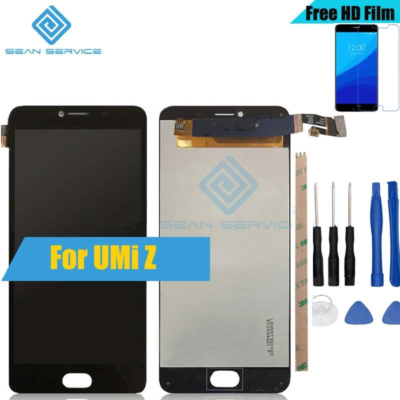 For Original UMi Z / Z Pro LCD Display + TP Touch Screen Digitizer Assembly 5.5 1920x1080P 100% Tested in Stock
