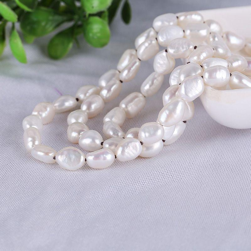 100% Premium Edelstein Perle Necklacef Frauen Ketten Beliebte Perle Schmuck Für Halskette Gelb Kristall