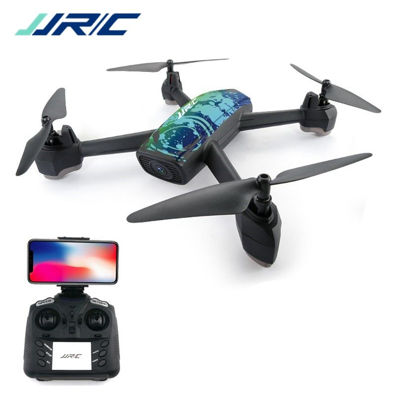 In Stock JJRC H55 TRACKER WIFI FPV With 720P HD Camera GPS Positioning RC Drone Quadcopter Camouflage RTF VS Eachine E58 H37