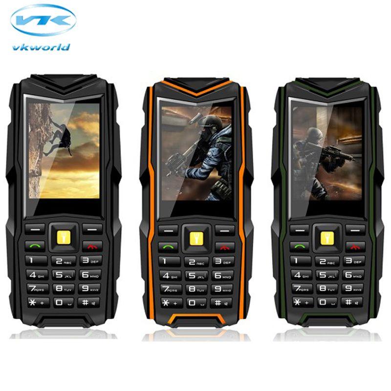 Original VKworld Stone V3 Value Cell Phone 2.4