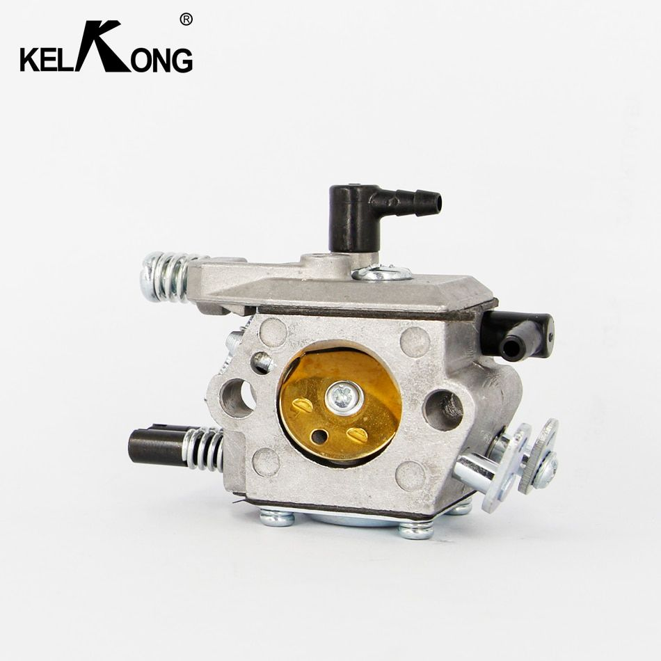 KELKONG New 45cc 52cc 58cc Chain Saw Carburetor 4500 5200 5800 Chainsaw Carburetor Carb 2 Stroke Engine 4500 5200 5800 Chainsaw