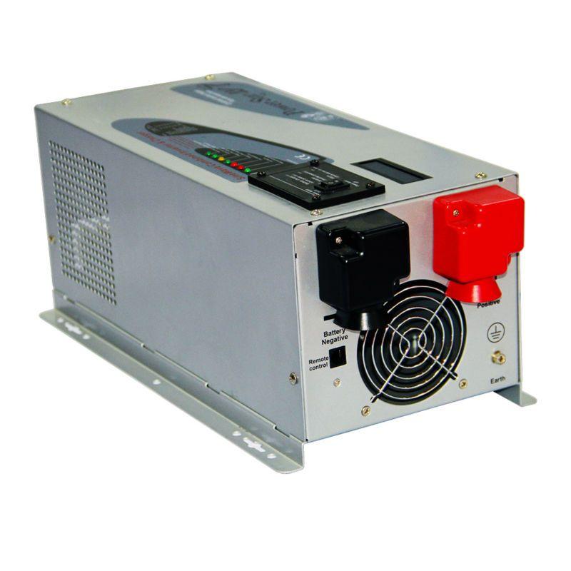 24 V 3000 Watt Spitzenleistung 6000 Watt netzferne Reine Sinus Solar Power Inverter Mit Batterie Lade funktion AC 90-240 V 50Hz/60Hz