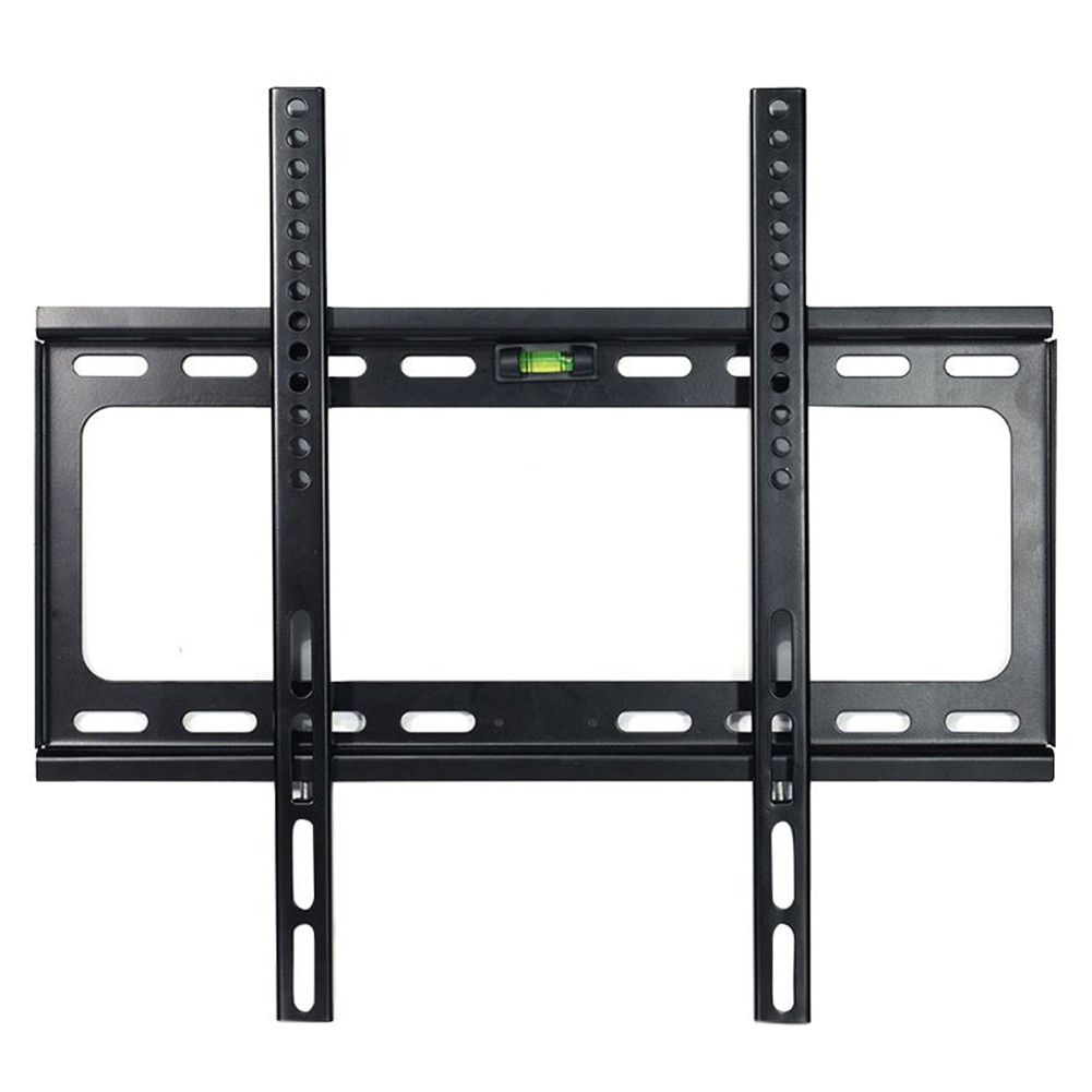 Slim Low Profile Tv Wall Mount Bracket for 25 28 32 34 37 42 48 50 55 60 inch LED LCD Plasma Flat Screens,Magnetic Bubble Leve