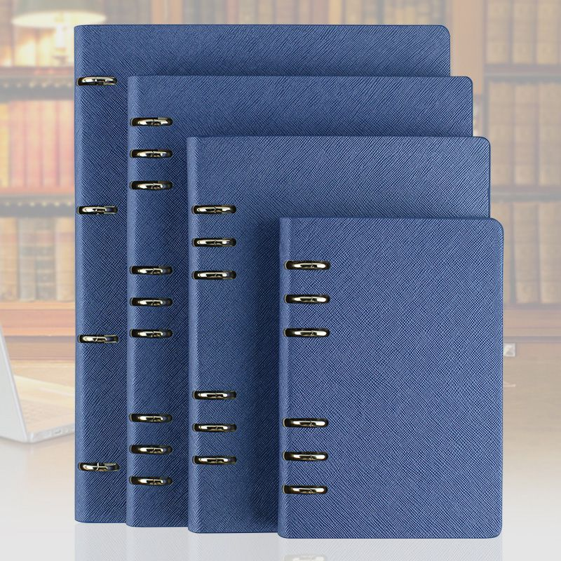 RuiZe faux cuir notebook A5 A6 B5 A4 grand spirale carnet planificateur agenda organisateur couverture rigide business note book papeterie