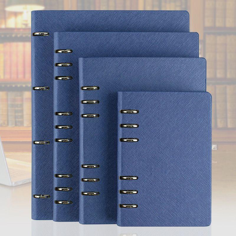 RuiZe faux cuir notebook A5 A6 B5 A4 grand spirale carnet planificateur agenda organisateur couverture rigide business note book papeterie