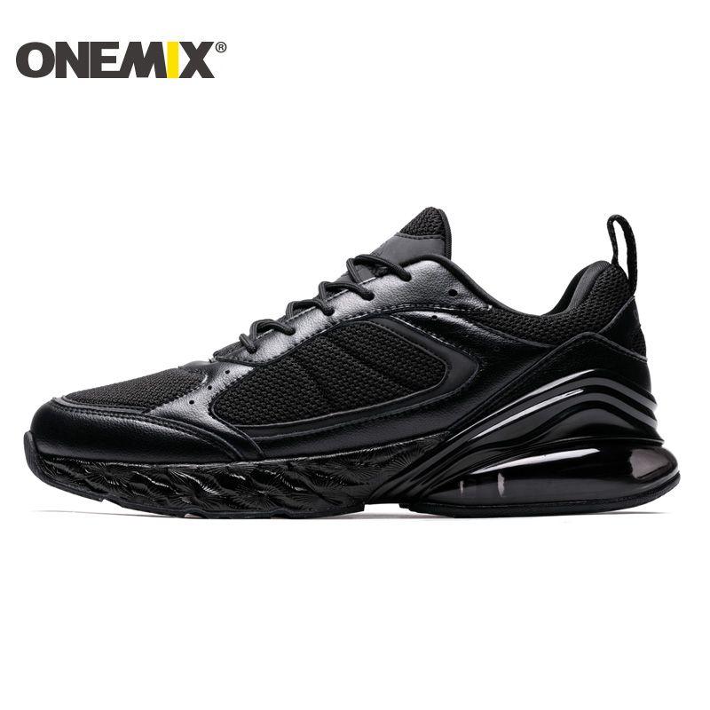 ONEMIX sports shoes for men sneakers for women winter autumn outdoor jogging sneaker shock absorption cushion soft midsole shoe