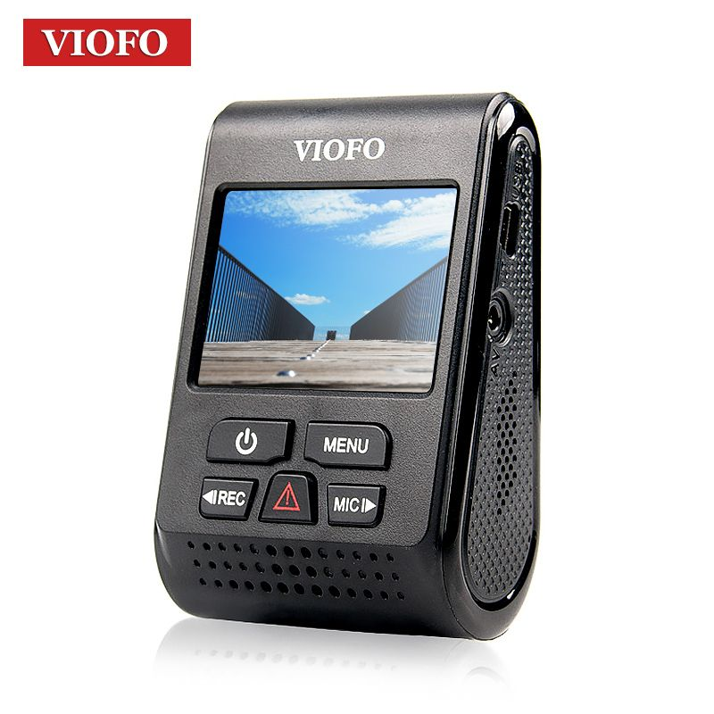 VIOFO A119 Pro Auto DVRs Super Kondensator 7G F1.6 Dashcam Sensor AR0521 HD 1080 P GPS Auto Dash Kamera DVR