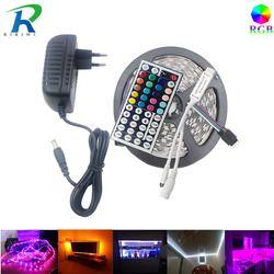 RiRi будет SMD5050 RGB светодиодный линейное светодиодное освещение лента диод 220 V Водонепроницаемый 60 Светодиодный s/m светодиодный гибкий светов...