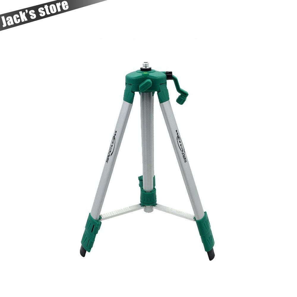 120cm Aluminum Tripod, laser level Tripod .aluminum tripod Adjustable Tripod, 5/8 adapter