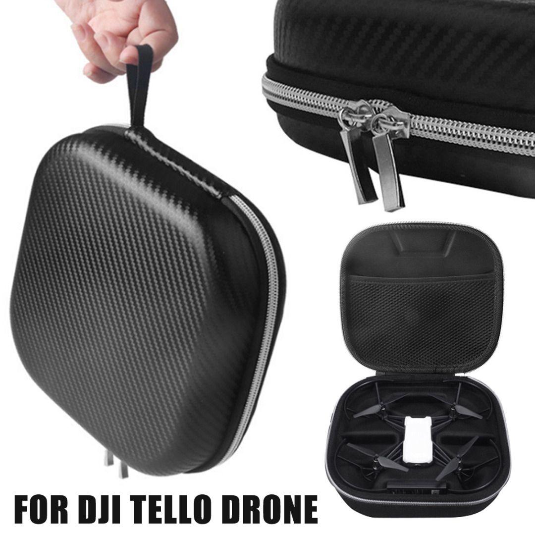 Mayitr Wasserdicht Zwei Weg Zipper Lagerung Fall Tragbare Reise Trage Tasche Box Für DJI Tello Drone UAV
