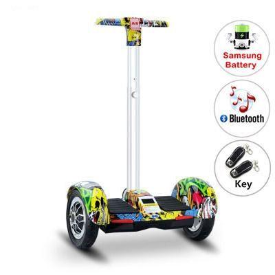 Hoverboard Skateboard Bluetooth Lautsprecher Elektrische roller Giroskuter LED Hover board 2 Rad Selbst ausgleich roller Gyroscooter