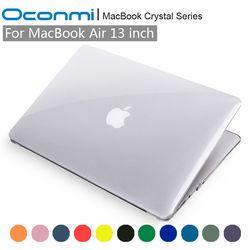 Cristal Transparent Hard Case pour Apple Macbook Air 13 couverture Macbook Air 13.3 pouce ordinateur portable sac pour Macbook Air 13 cas
