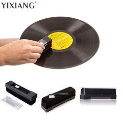 YIXAING Gramophone CD player record cleaning box