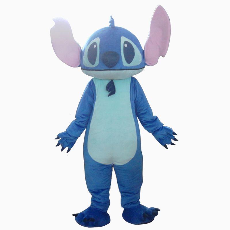 Custom Made animal mascot Lilo Stitch Mascot Costume Stitch Mascot Costume Lilo Stitch Cosplay Costume for adults