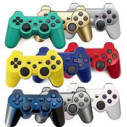 Pour SONY PS3 Contrôleur 2.4 GHz Dualshock Bluetooth Gamepad Joystick Sans Fil Console Pour Sony Playstation 3 SIXAXIS Controle