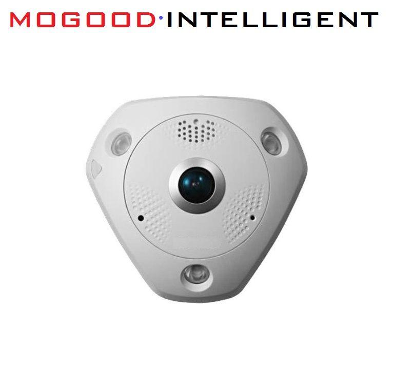 HIKVISION Englische Version DS-2CD63C2F-IVS 12MP Fisheye Ansicht 360 Wasserdichte CCTV-IP-KAMERA Unterstützung Außen EZVIZ Sd-karte PoE
