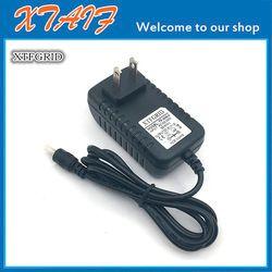 AC/DC Мощность адаптер для OMRON bp742 5 серии Приборы для измерения артериального давления Мониторы Питание Зарядное устройство США/ЕС Plug