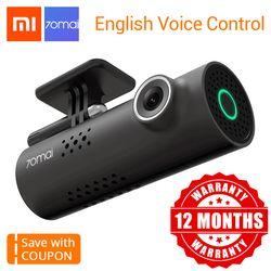 Xiaomi 70Mai Smart Car DVR 1080HD Dash Cam Night Vision Dash Cámara Wifi conectar cámara grabadora 130 FOV Dashboard cámara