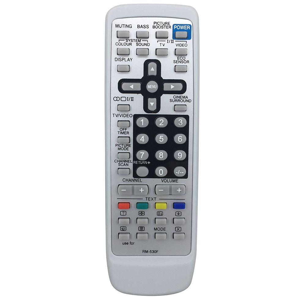 New Universal télécommande de Remplacement Pour JVC RM-530F RM530F TV Fernbedienung Livraison Gratuite