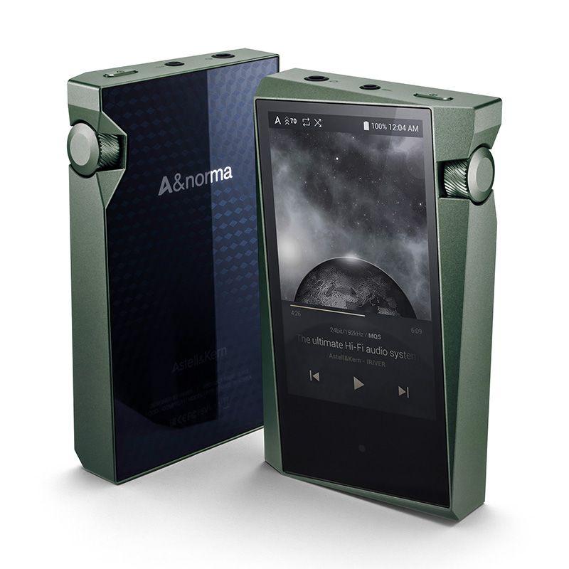 IRIVER A & norma SR15 64G/128G Tragbare hifi player Hohe Auflösung Audio Player Verlustfreie musik MP3 geschenk custom leder fall