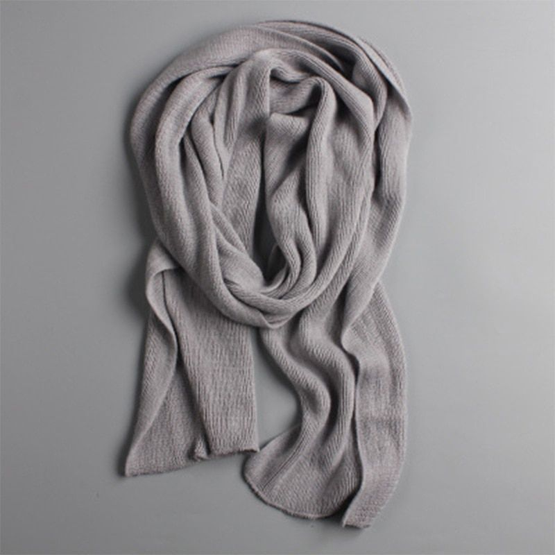2017 NEW arrived brand men scarf knit spring winter scarves long size male warmer women's scaves