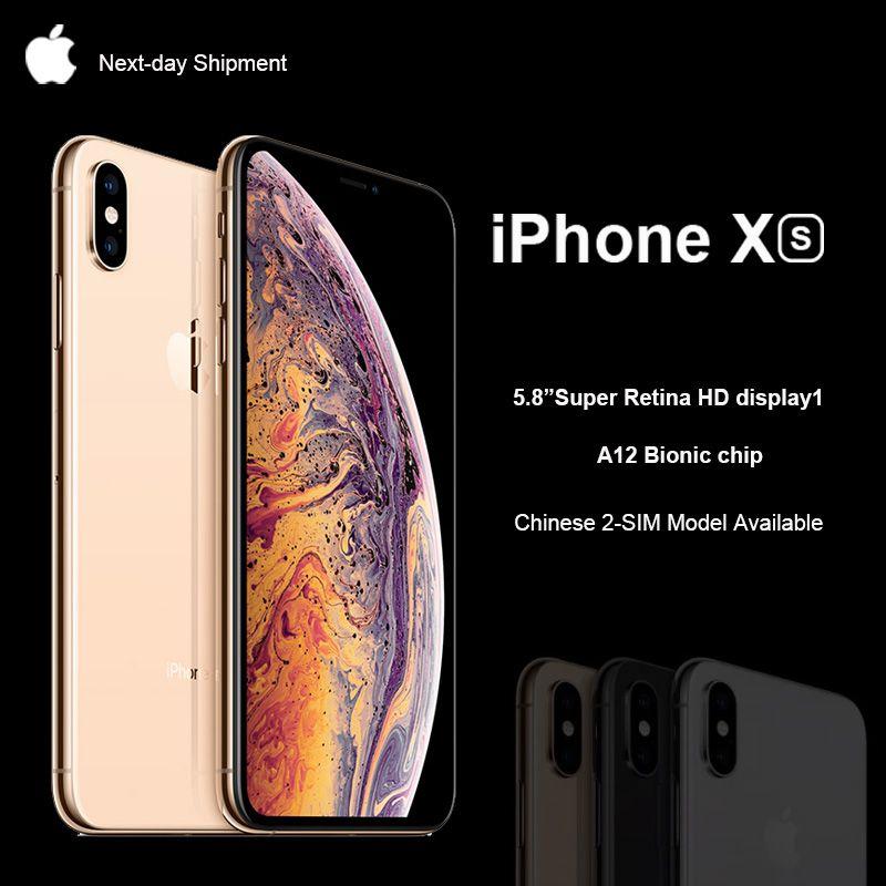 Marke Neue iPhone XS 4G LTE Gesicht ID Alle Bildschirm 5,8