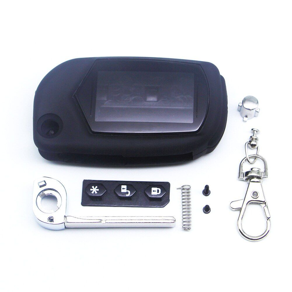 A91 folding car flip key starline remote case Starline A91 A61 B9 B6 uncut blade fob case cover free shipping