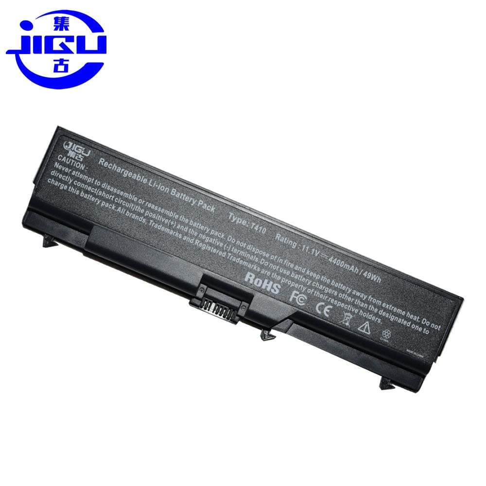 JIGU Laptop Battery For Lenovo 42T4711 42T4712 For THINKPAD E40 For ThinkPad Edge 14 0578-47B T430 ASM 42T4703 42T4711 42T4714