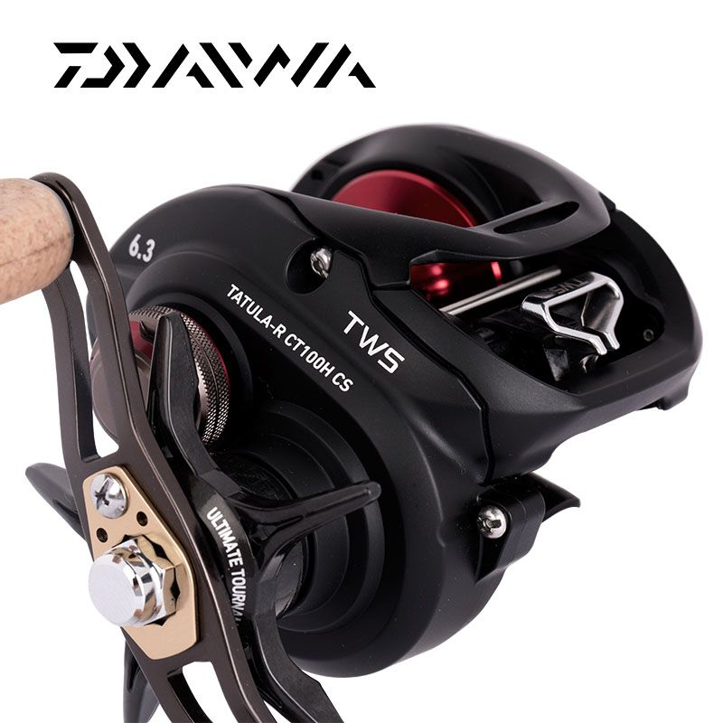Daiwa 2017new tatula ct art-r 100h 100hl 100hs 100hsl fishing baitcasting angelrolling 200G 7BB+2CRBB tws baitcasting angel roll