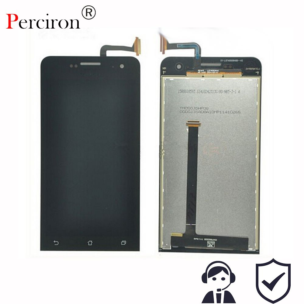 New 5'' inch LCD Display + Touch Screen Digitizer Assembly Replacements FOR Asus ZenFone 5 A500CG A500KL A501CG Free shipping